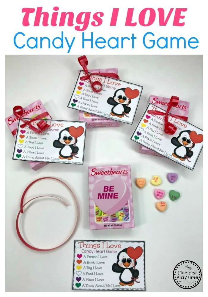 Valentine Party Games for Kids #diyvalentines #valentinesparty #valentinesday