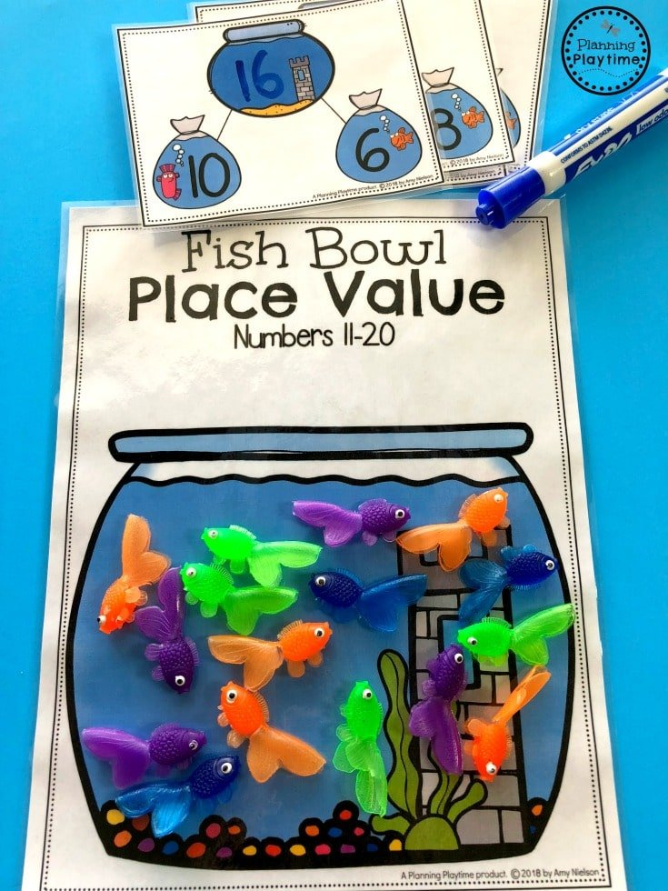 Place Value Worksheets - Planning Playtime