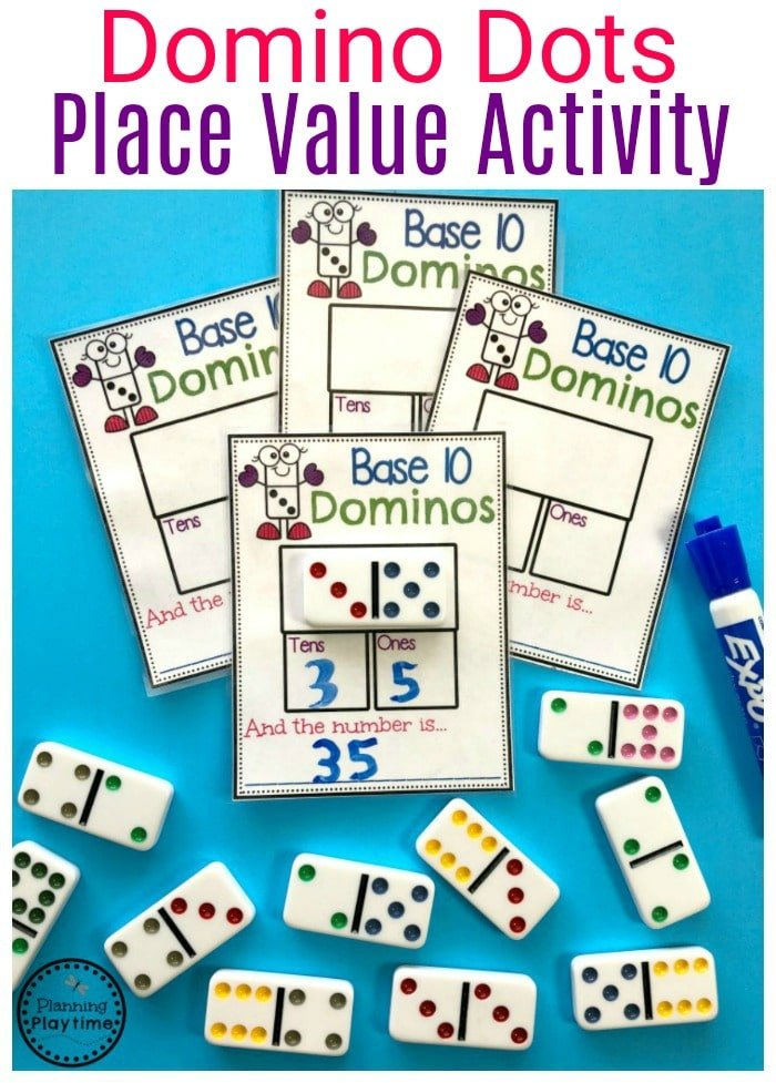 Fun Place Value Activities for Kids.
