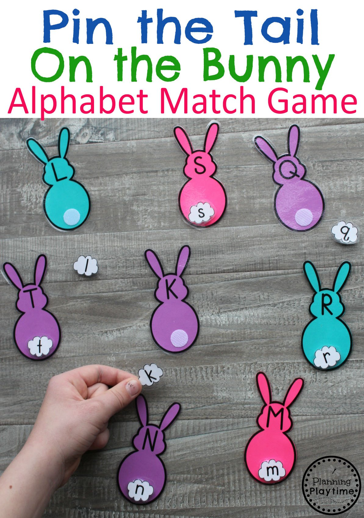 easter worksheets planning playtime