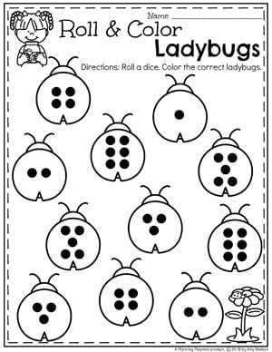 bug activities planning playtime. Black Bedroom Furniture Sets. Home Design Ideas