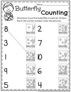 Preschool Math Planning Playtime