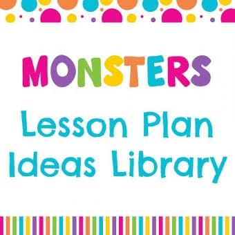 Lesson Plan Ideas – Monsters