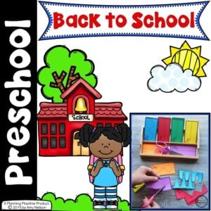 Preschool Centers - Back to School