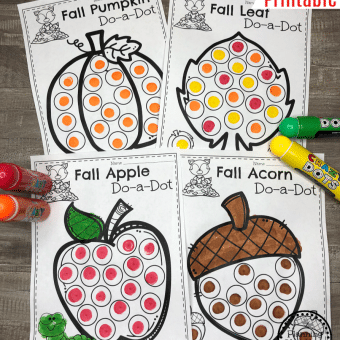 Fall Coloring Pages for Preschool #coloringpages #freecoloringpages #fallpreschool #planningplaytime