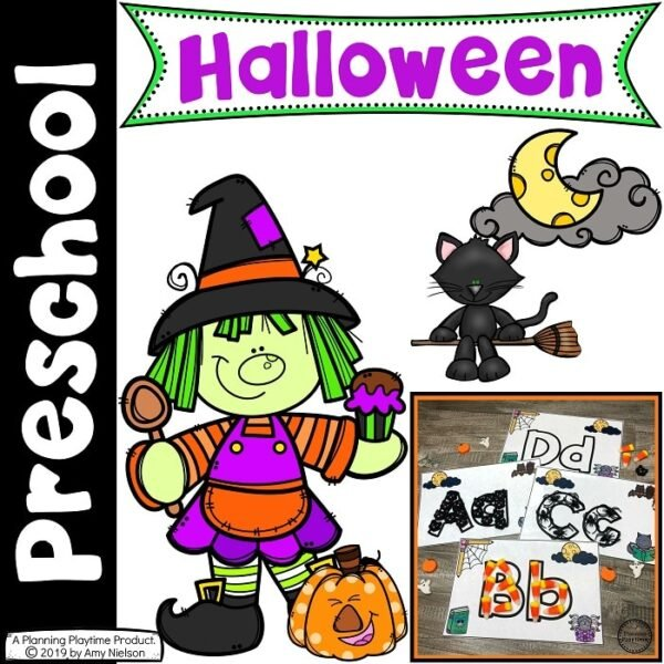 Halloween Preschool Theme