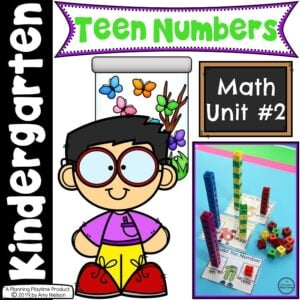 Math Unit 2 Teen Numbers