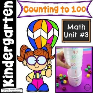 Math Unit 3 - Counting to 100