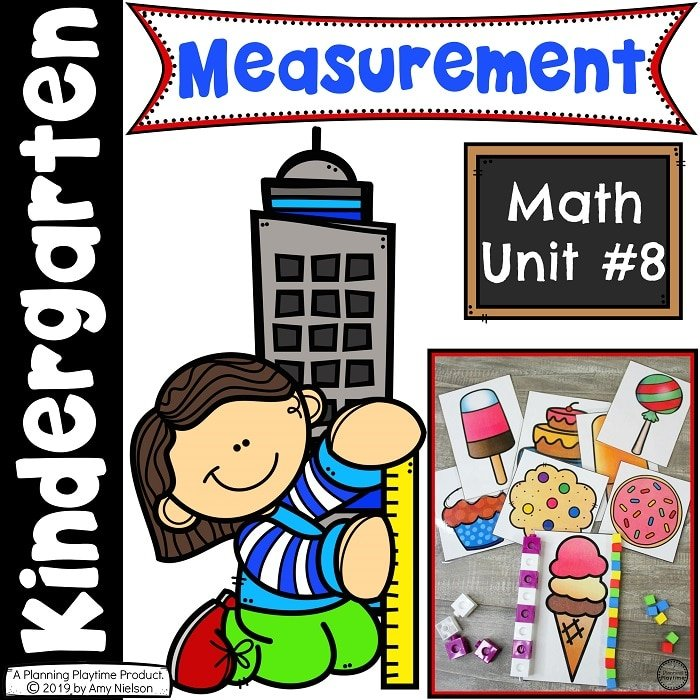 Math Unit 8 - Measurement