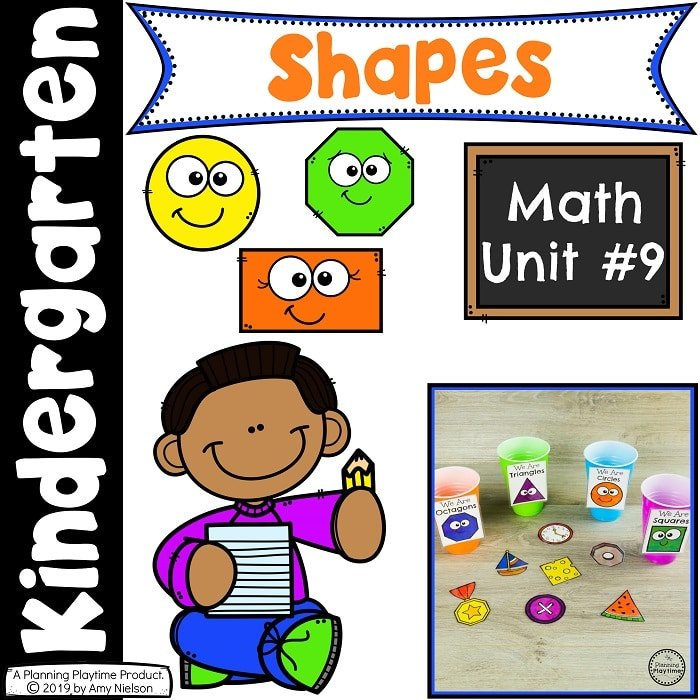 Math Unit 9 - Shapes
