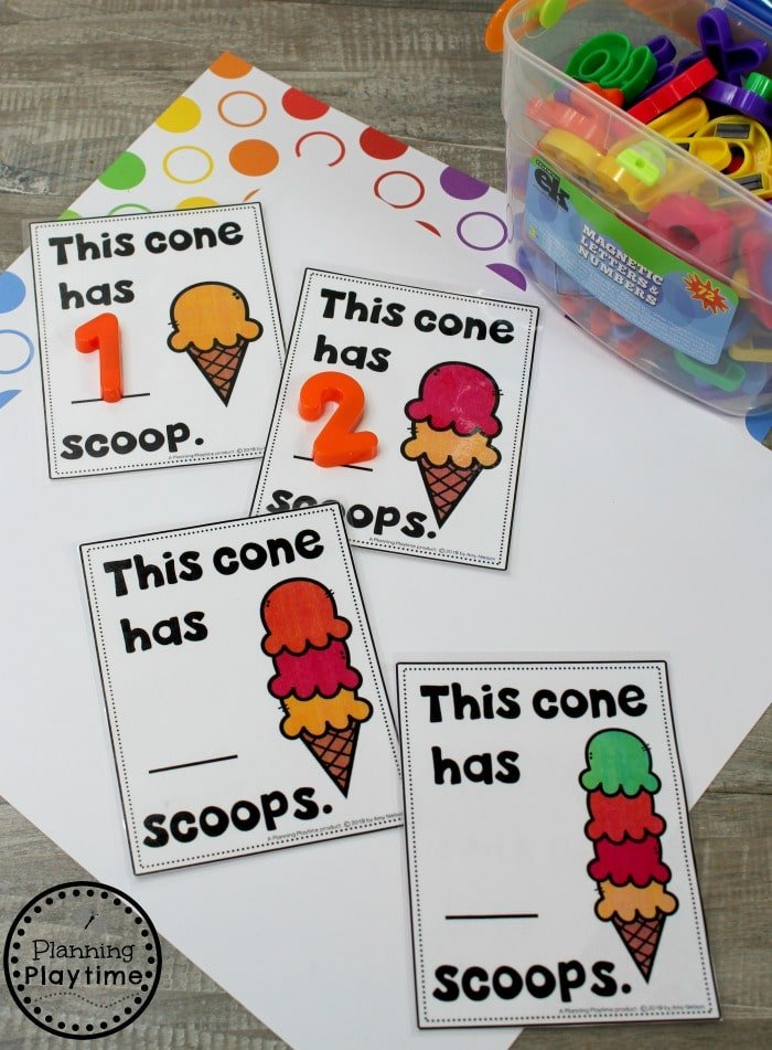 Kindergarten Writing Activities - Writing Patterns #planningplaytime #kindergarten #kindergartenwriting #storypatterns