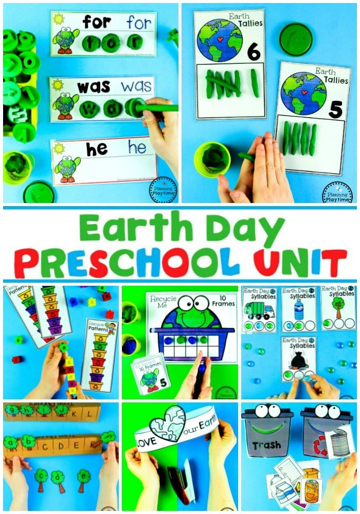 Earth Day Activities Planning Playtime