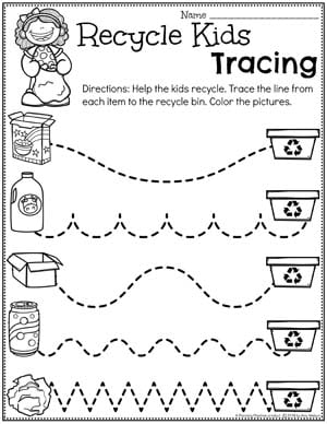Earth Day Activities - Planning Playtime