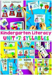 Kindergarten Activities Planning Playtime