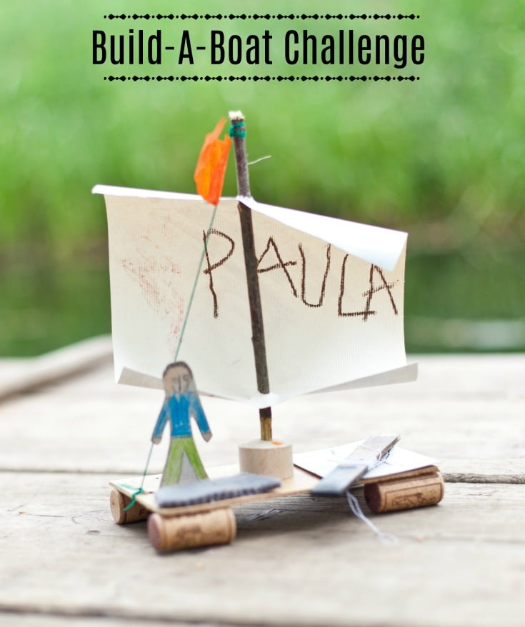 Build a boat challenge 1