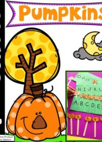 Preschool Pumpkin Activities