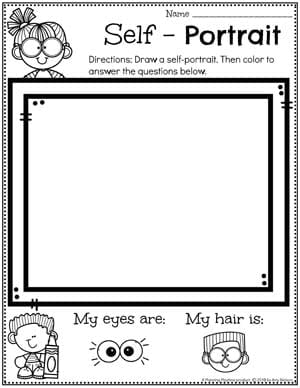 graphic regarding All About Me Printable Preschool known as All Pertaining to Me Routines - Designing Playtime