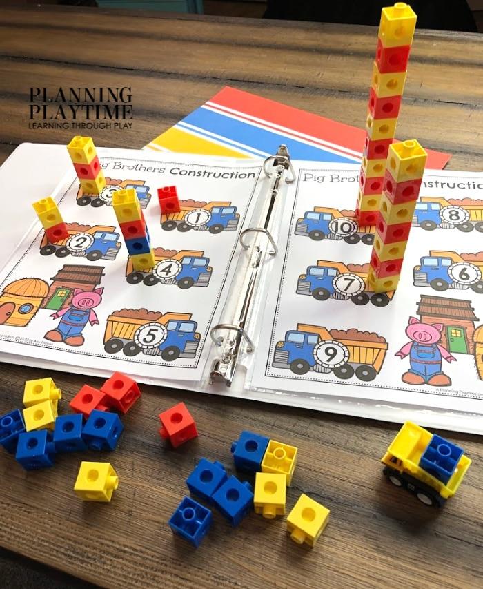 Preschool Counting Activities math fun