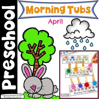 Morning Tubs - April cover